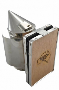 "Smoker - Stainless Steel 4"" Beeco - Aus Standard"