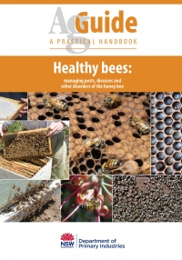 AG Guide Healthy Bees Book